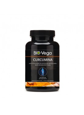 Curcumina - curcumine pure et naturelle -aide à soulager les douleurs articulaires - BIO-Vega