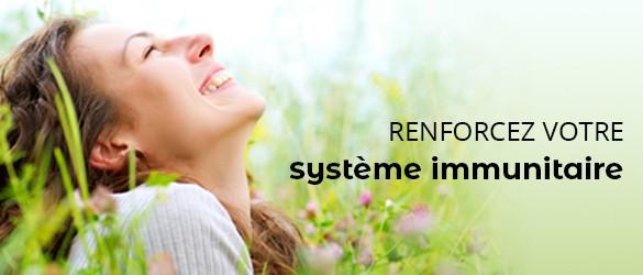 Renforcez votre système immunitaire